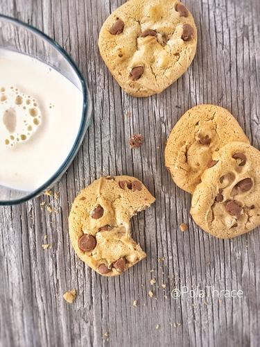 cómo preparar galletas con harina para hotcakes