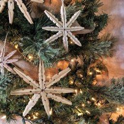 tutorial cómo hacer adornos de Navidad baratos