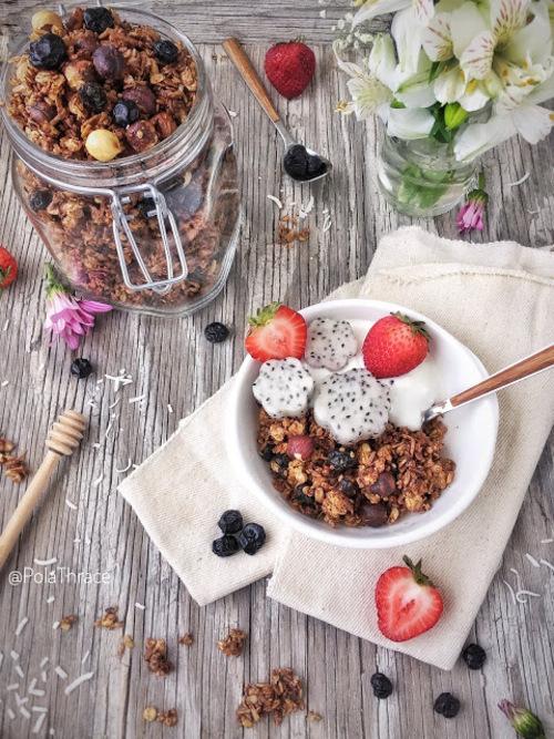 Cómo preparar granola casera
