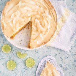 Cómo hacer pay de limón preparar pie con merengue