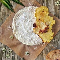 Cómo preparar cheesecake de queso cottage y gelatina sin usar el horno