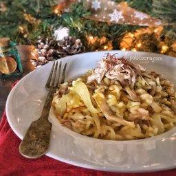 Cómo preparar risotto de pavo, qué hacer con los restos del pavo navideño
