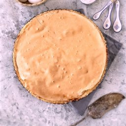 Cómo hacer tarta de manzana con glaseado