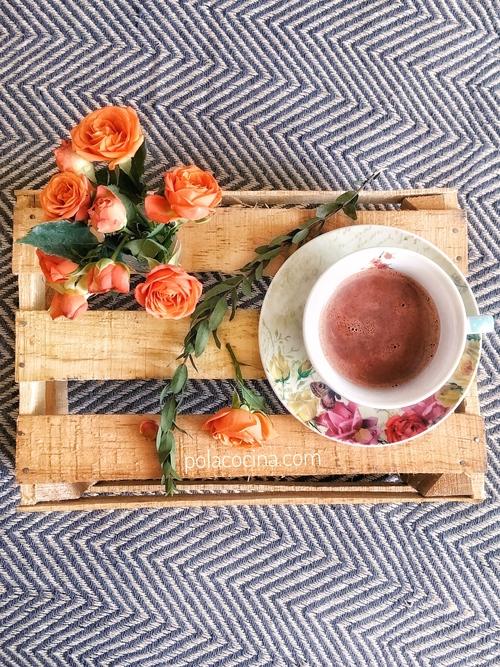 Mezcla para chocolate caliente