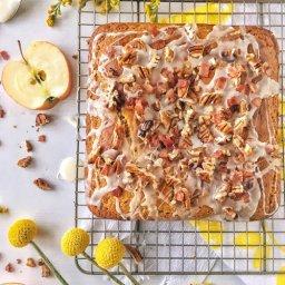 Receta de pastel cómo hacer pasteles