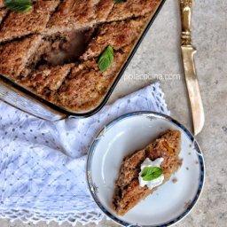 Cómo hacer pastel de carne libanés con trigo