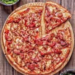 Cómo se hace la masa para pizza en casa