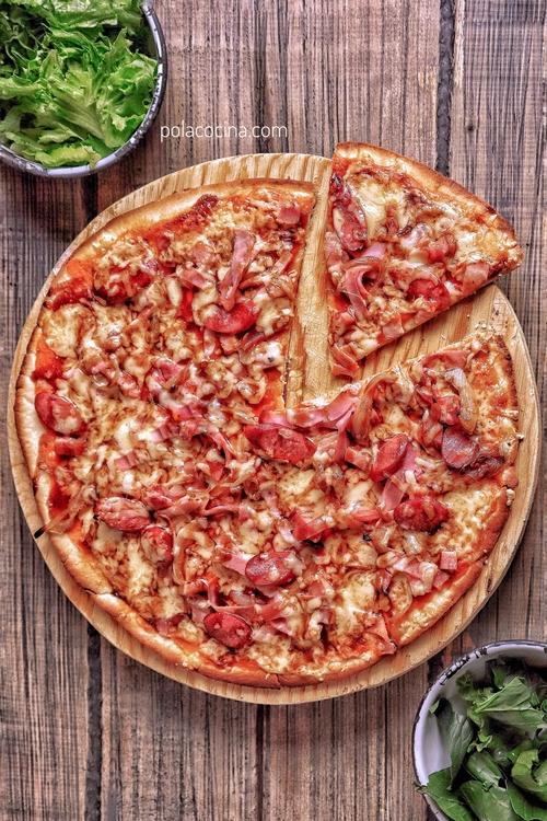 Cómo Hacer La Mejor Masa De Pizza Receta Paso A Paso