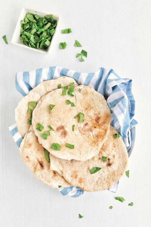 Cómo hacer pan árabe