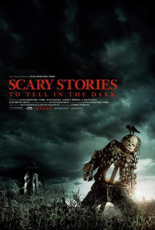El estofado de Scary Stories to Tell in the Dark