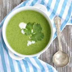 Cómo preparar sopa de espárragos