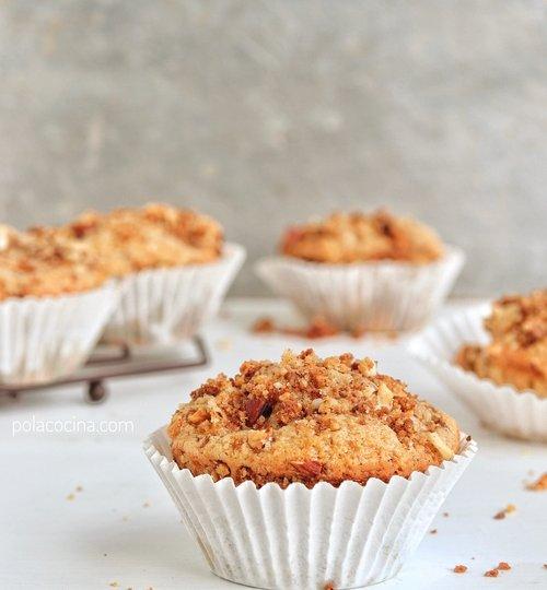 Cómo hacer muffins con yogur griego o jocoque