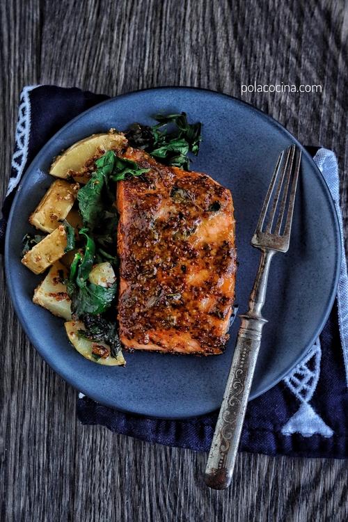 Recetas fáciles de pescado salmón