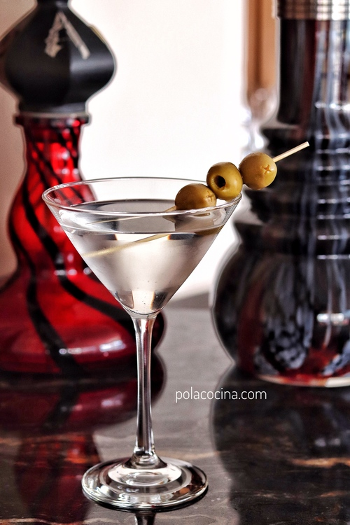 stoli dirty martini
