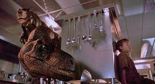 El robalo austral de Jurassic Park