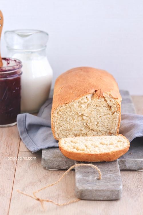 Cómo hacer pan blanco casero