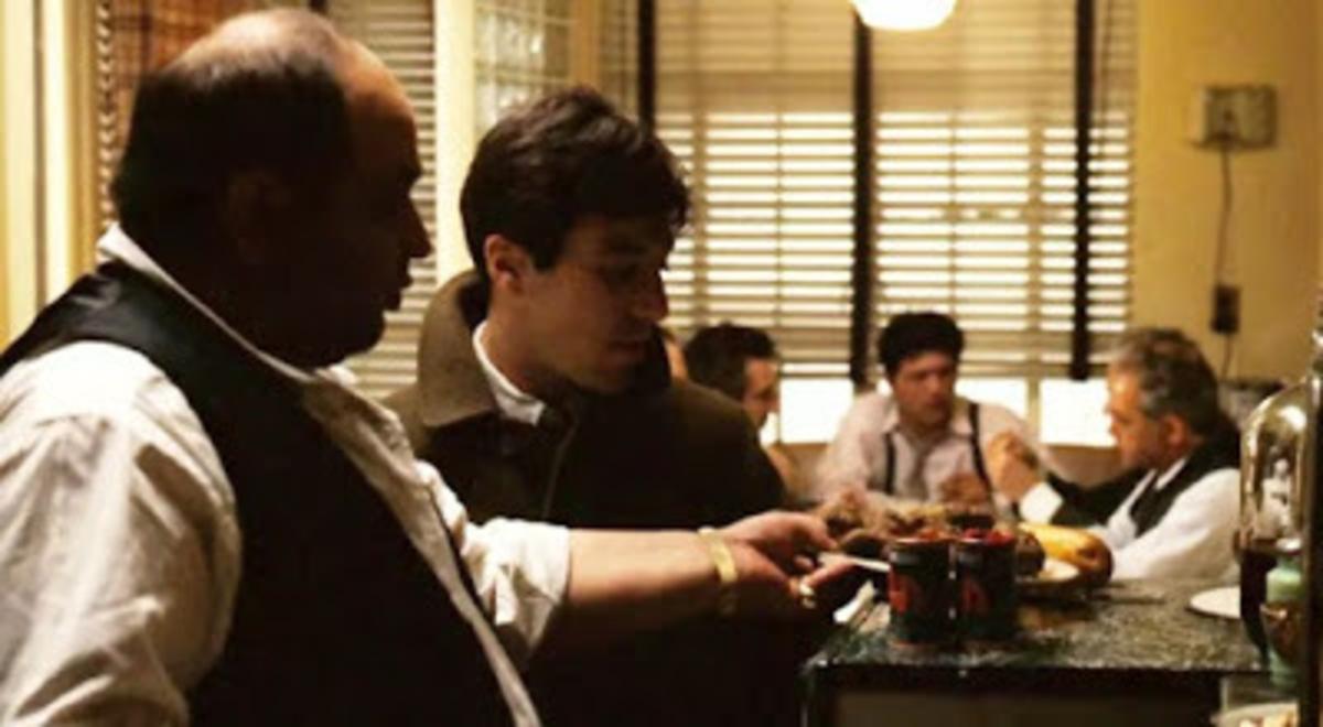 la pasta a la boloñesa de The Godfather