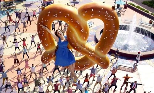 Los pretzels de Crazy Ex-Girlfriend