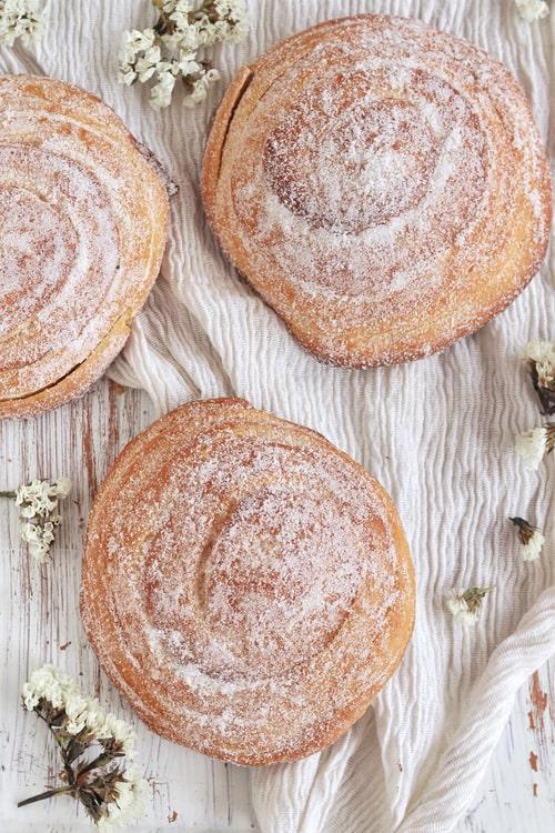 Novias de pan