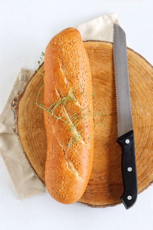 Baguette francesa
