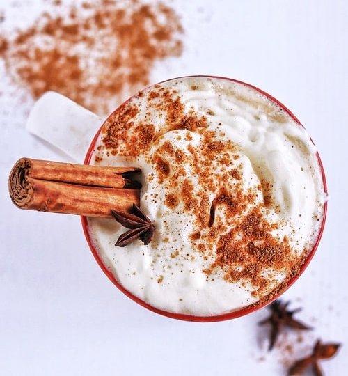 Cómo hacer pumpkin spice latte