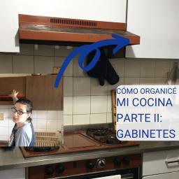Cómo renové mis gabinetes de cocina