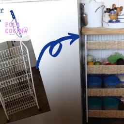 carrito para la cocina DIY