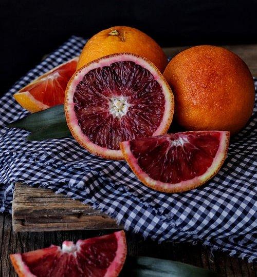 Naranjas sanguinas o sanguíneas