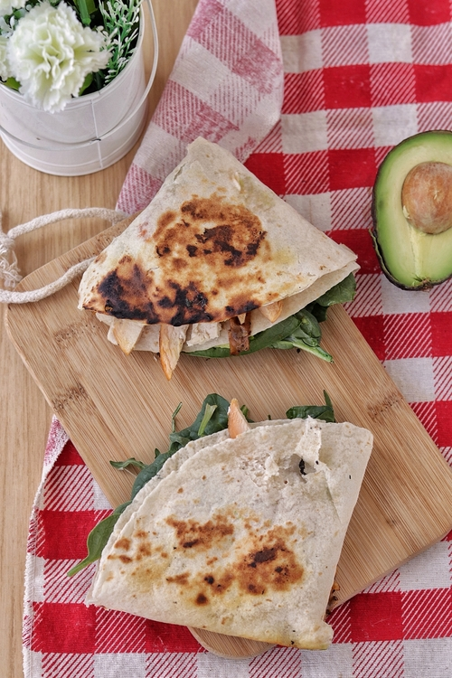 Tortilla hack de TikTok