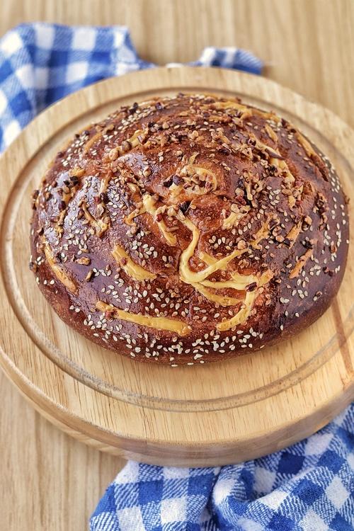 Pan de pulque de feria