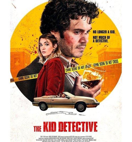 Los cupcakes de The Kid Detective