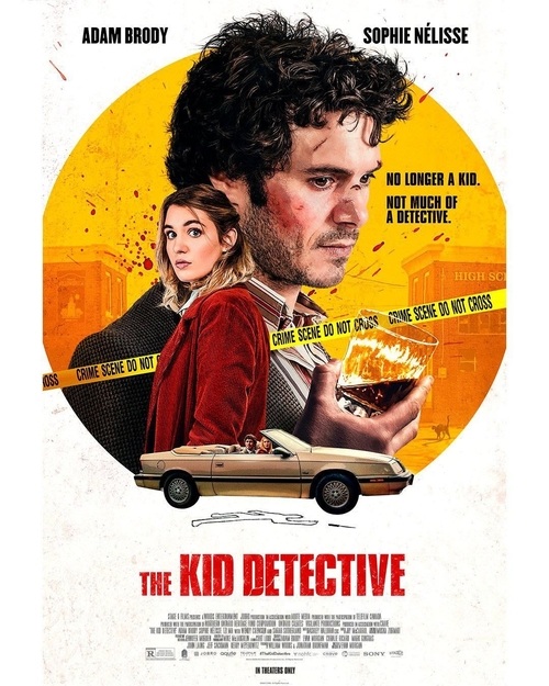Los cupcakes de The Kid Detective