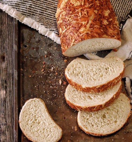 Pan de queso y romero