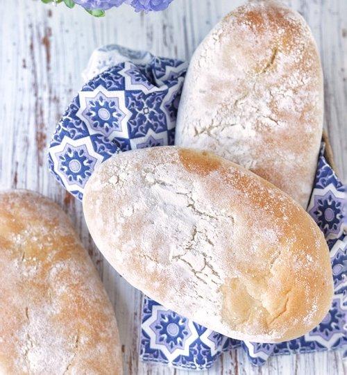 Pan para chanclas poblanas