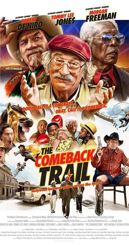 Los eggrolls de The Comeback Trial