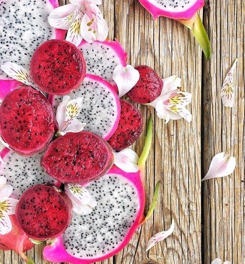 qué son las pitayas o pitahayas