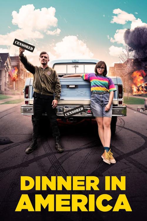 Las hamburguesas hawaianas de Dinner in America