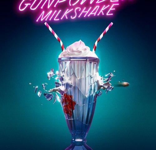 la malteada de vainilla de Gunpowder Milkshake